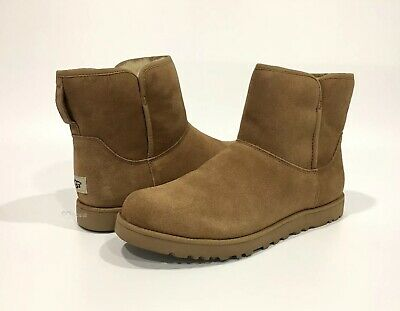 d1662c976c3 UGG SLIM COLLECTION Cory Ankle Boots Chestnut Suede / Sheepskin -Us ...