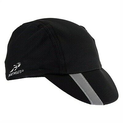 Headsweats Skull Cap Coolmax Clothing H//s Skullcap Black 14