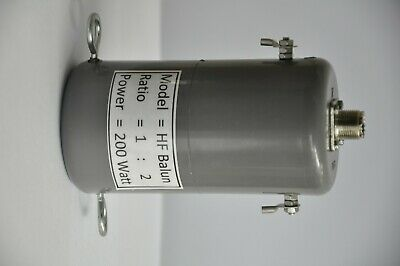 4 Units Antenna Balun Power 200W 1.8-30 MHz HF MULTI impedance Matching