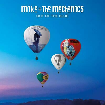 MIKE + THE MECHANICS 'OUT OF THE BLUE' 2 CD Deluxe Edition (5th April 2019)