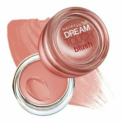 MAYBELLINE Dream Touch Blush  7.5g SEALED - various shades