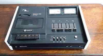 Vintage NAKAMICHI 500 Dual-Tracer Cassette Deck Player recorder.