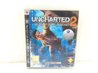 Juego Ps3 Uncharted 2: Among Thieves Ps3 4474619