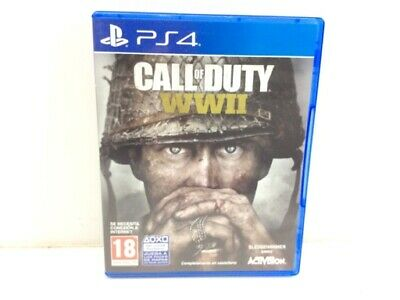 Juego Ps4 Call Of Duty Wwii Ps4 No Dlc 4474628