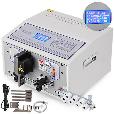 Computer Wire Stripping Machine 0.1-2.5mm² Commercial Heavy Duty Metal Recycle
