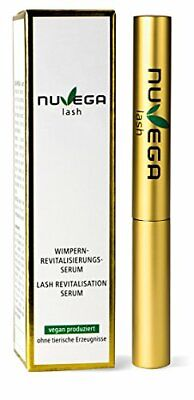 Nutracosmetic Nuvega Lash Serum. Revitalizador de Pestañas 100% Vegano 1ml.
