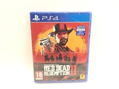 Juego Ps4 Red Dead Redemption 2 Ps4 4475392