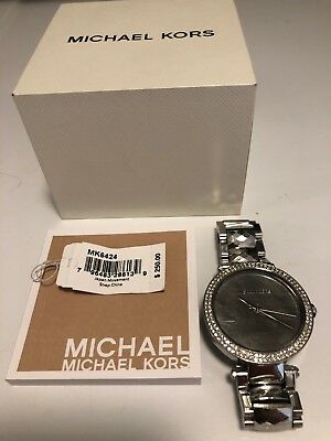 Michael Kors Women's MK6424 Parker Stainless Steel 39mm Women's Watch