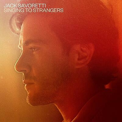 Jack Savoretti Singing To Strangers Cd - New Release March 2019