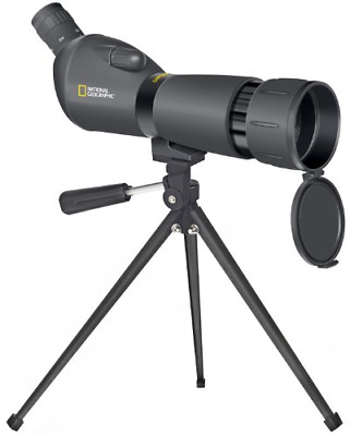 National Geographic 20-60 x 60 Spotting Scope + Tripod And Case #9057000 (UK)