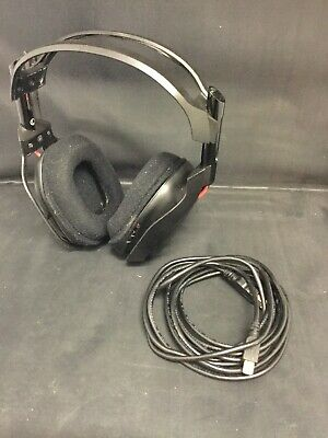 Astro A50 Ear-Cup Wireless PC Headset - Black - UNBOXED & NO BASESTATION
