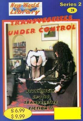 Transvestites Under Control - New World Library No.28 - Transvestite Fiction