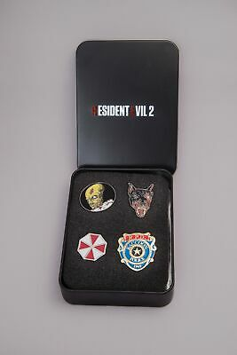 Resident Evil - Collectible Pin Set