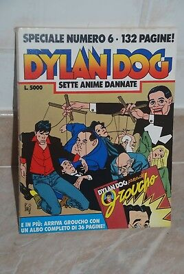 DYLAN DOG SPECIALE N. 6 con albetto