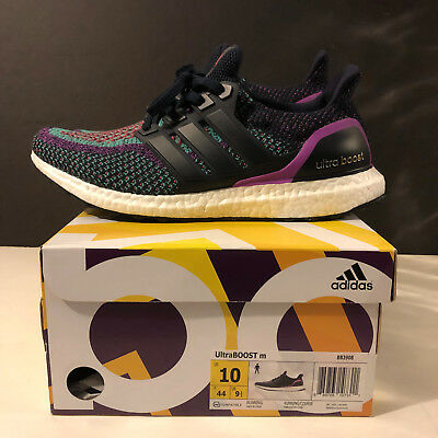3528e855fd0ca adidas Ultra Boost 2.0 Shock Purple Night Navy (BB3908) Men Size 10 Rare