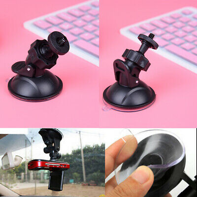 Portable windshield suction cup mount holder car camera for phone gps bracket TO