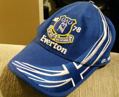 f14b12115fe23 EVERTON BASEBALL CAP HAT - £2.20