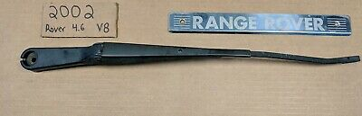 AMR3915 LAND ROVER RANGE ROVER P38 1995-2002 WINDSCREEN WIPER ARM CAPS SET OF 2 PART