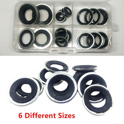 10 New Purple A//C Hose Seals Air Conditioning Gaskets Free Ship From US