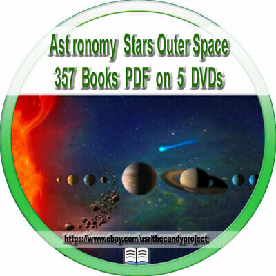 356 Back issues Astronomy Outer Space Vintage Books Pdf printable 2 DVDs