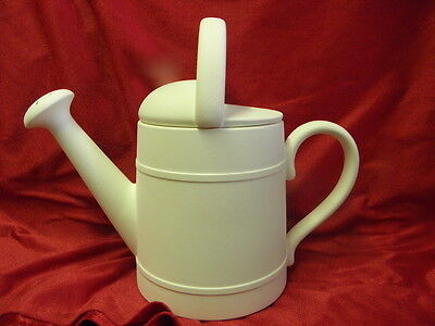 Ceramic Bisque- Modern Watering Can/Tea Pot 22cm Tall