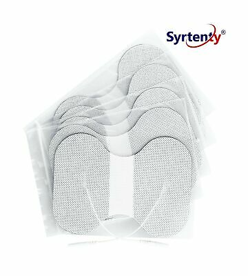 Syrtenty TENS Unit Electrodes Pads 4.5x6 inch butterfly 5 pcs Replacement Pad...