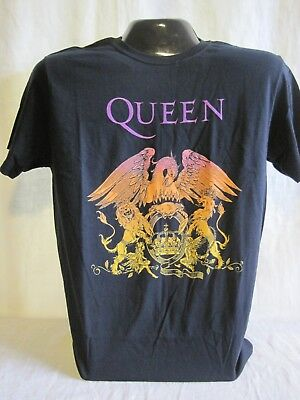 Queen T-Shirt Freddie Mercury Bohemian Rhapsody Music Movie Apparel New 1191