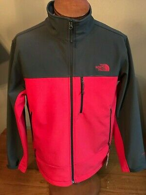 03e8da75a NEW THE NORTH Face Mens Apex Bionic Jacket Green Size Small Medium ...