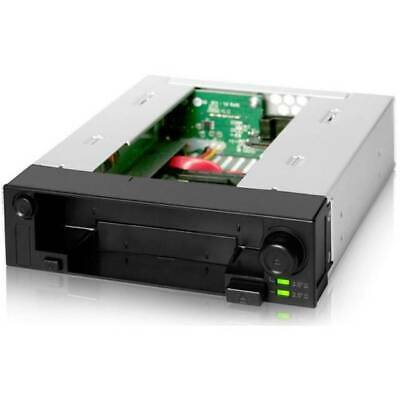 Icy Dock MB971SP-B DuoSwap 2.5 3.5 SATA Drive Cad
