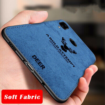 For Xiaomi Redmi Note 7 6 Pro Shockproof Slim Soft TPU Leather Hybrid Case Cover