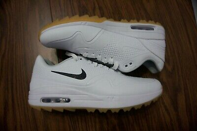 super popular 7c853 ac590 Nike Air Max 1G Golf Shoes - Mens Size 9