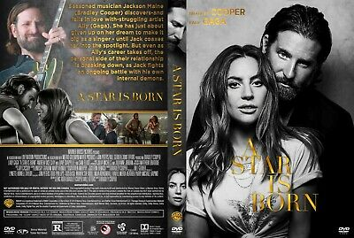 A Star Is Born(2018) DVD FAST SHIPPING!!! READ DESCRIPTION