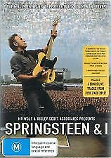SPRINGSTEEN & I DVD - NEW & SEALED BRUCE, STREET BAND,AND McCARTNEY FREE POST