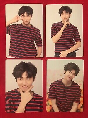 Bts Official Merch Love Yourself World Tour Mini Photocard Japan Edition Rm Set