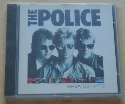 CD069 - The Police - Greatest Hits