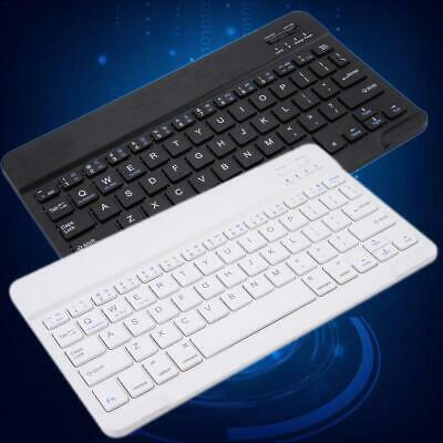 457ce391b98 Ultra Slim Wireless Bluetooth Keyboard Portable For iOS Android Phone  Tablet-PC