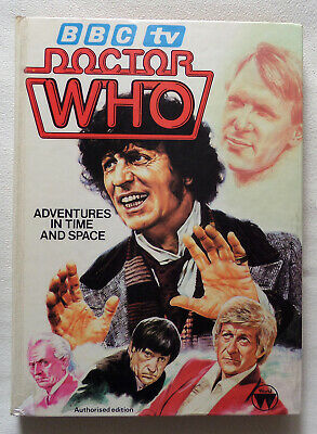 BBC TV Doctor Who Adventures in Time and Space Hardcover