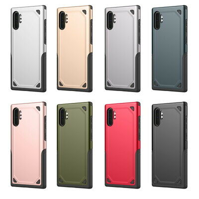Shockproof Hybrid Rugged Hybrid Hard Case Cover For Samsung Galaxy S10 Plus S10e