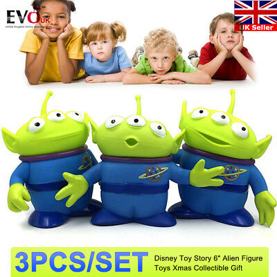 15cm Toy Story Alien Figure Collectible Movie Doll Kids Toy Fast Dispatch