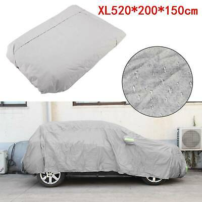 PEVA Extra Large Size XL Full Car Cover UV Protection Waterproof Breathable