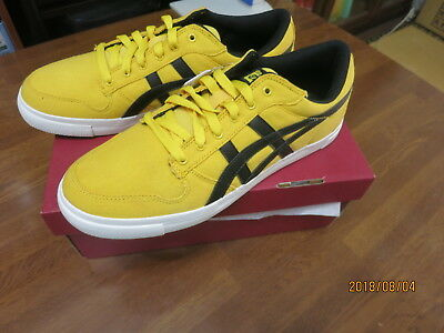 Asics Onitsuka Tiger Yellow /Black  Shoes A-SYS  SIZE US#10  JP28.0