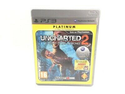 Juego Ps3 Uncharted 2: Among Thieves Ps3 4479607