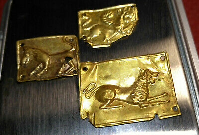Antique gold.Byzantine gold. Kievan Rus  Metal detector finds  100% original
