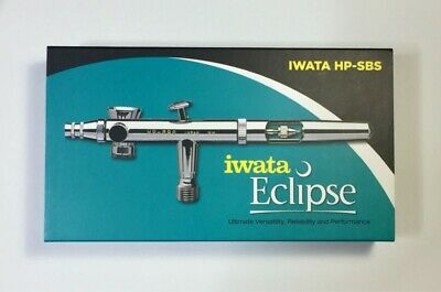 ANEST IWATA HP-SBS AirBrush 0.3mm Eclipse from Japan with Tracking