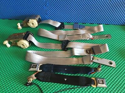 1982 Oldsmobile Cutlass Seat Belt Light Used See Pic.read Descrpi.