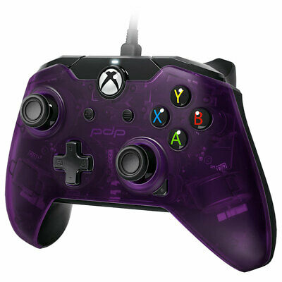 Xbox One Wired Controller PURPLE - Officially Licensed New and Sealed