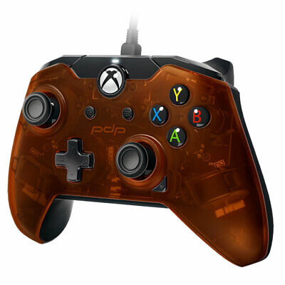 Xbox One Wired Controller ORANGE - Officially Licensed New and Sealed