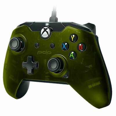 Xbox One Wired Controller GREEN - Officially Licensed New and Sealed
