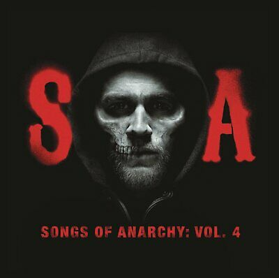 Soundtrack (Ost) Tv - Songs Of Anarchy Volume 4 - Cd - Nuevo
