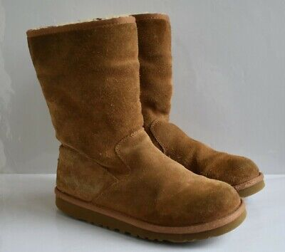 163216e0c11 WOMEN'S UGG BOOTS 5948 Chestnut Brown Size 4 Excellent Condition!